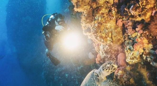 Khám phá 7 nơi lặn biển tuyệt vời tại châu Á Ảnh 1