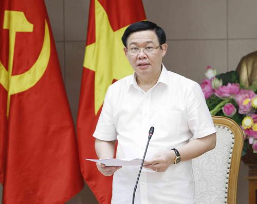 Phó Thủ tướng: Tập trung gỡ vướng pháp lý của các dự án yếu kém Ảnh 1
