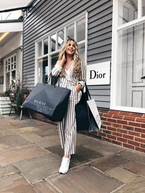Bạn đã biết nên mặc gì khi đi shopping thời trang? Ảnh 1