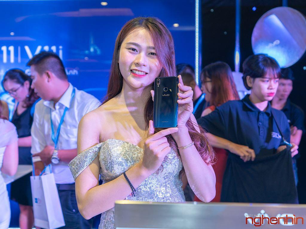Ra mắt Vivo V11 và V11i tại Việt Nam: cảm biến vân tay trên màn hình, giá từ 7,7 triệu đồng Ảnh 6