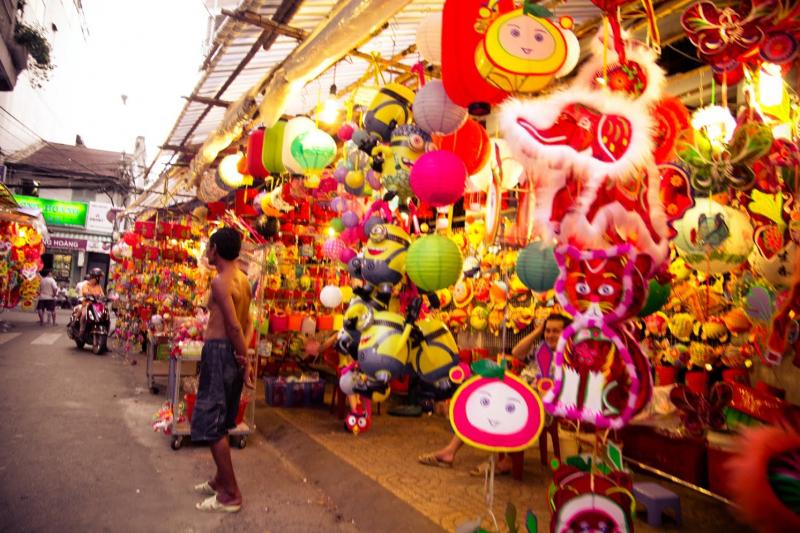 Top 5 địa điểm vui chơi Trung thu không thể bỏ qua ở Sài Gòn Ảnh 4
