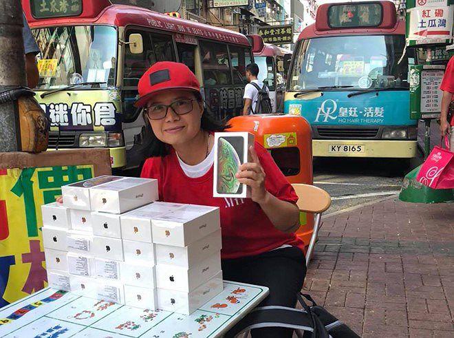 Nhiều người nhận 'trái đắng' khi vừa xếp hàng mua iPhone mới Ảnh 9