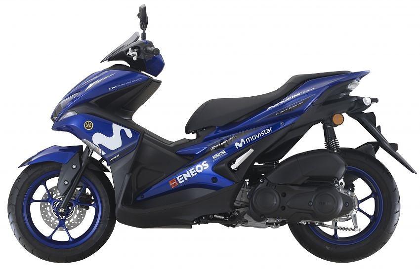 Yamaha NVX 155 GP Edition 2018 giá 60 triệu đồng có gì khác biệt? Ảnh 4
