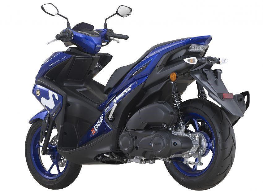 Yamaha NVX 155 GP Edition 2018 giá 60 triệu đồng có gì khác biệt? Ảnh 5