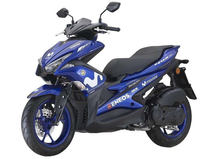 Yamaha NVX 155 GP Edition 2018 giá 60 triệu đồng có gì khác biệt? Ảnh 6