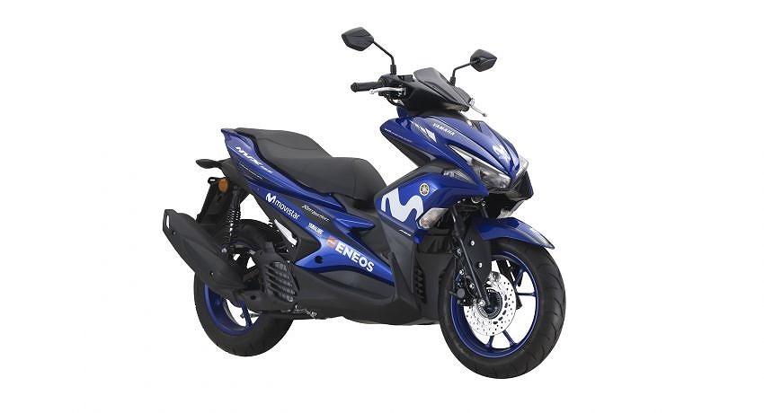 Yamaha NVX 155 GP Edition 2018 giá 60 triệu đồng có gì khác biệt? Ảnh 1