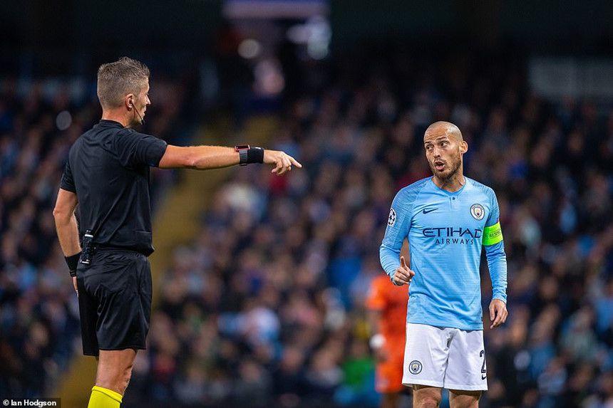Cardiff vs Man City: David Silva dự bị Ảnh 12