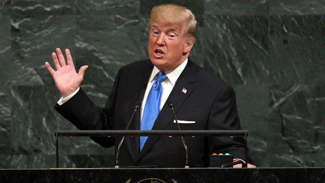 Ông Donald Trump sắp chủ trì phiên họp Hội đồng Bảo an Liên Hợp Quốc Ảnh 1
