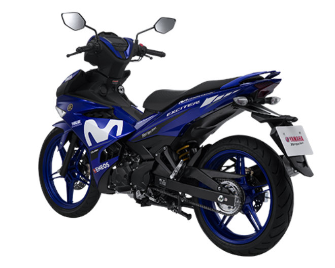 Báo nước ngoài 'mê' 2019 Yamaha Exciter Movistar ở Việt Nam Ảnh 4