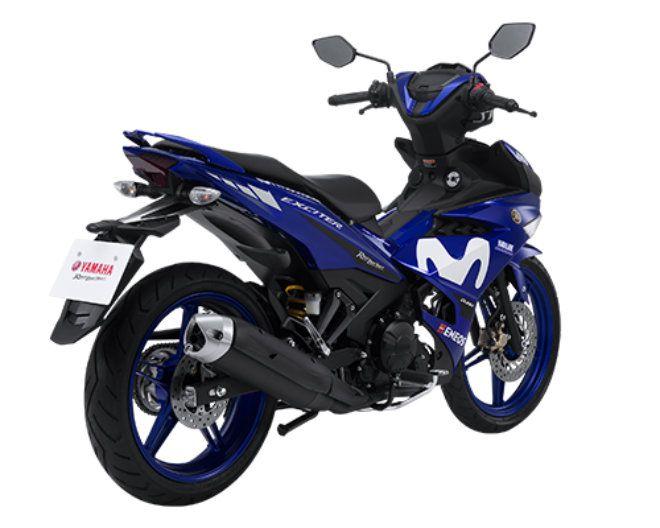 Báo nước ngoài 'mê' 2019 Yamaha Exciter Movistar ở Việt Nam Ảnh 3