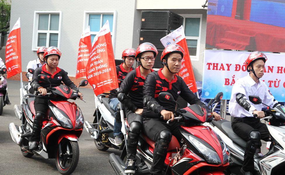 Học sinh, sinh viên là tuyên truyền viên tốt nhất về an toàn giao thông Ảnh 11