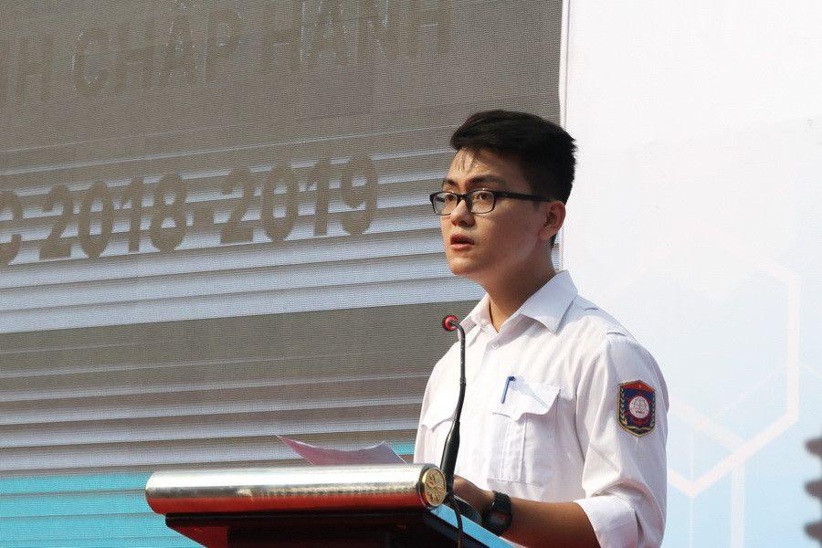 Học sinh, sinh viên là tuyên truyền viên tốt nhất về an toàn giao thông Ảnh 7