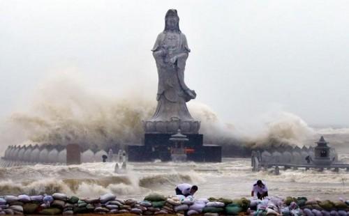 Trung Quốc: Tượng Khổng Tử lớn nhất thế giới chuẩn bị được khánh thành Ảnh 5