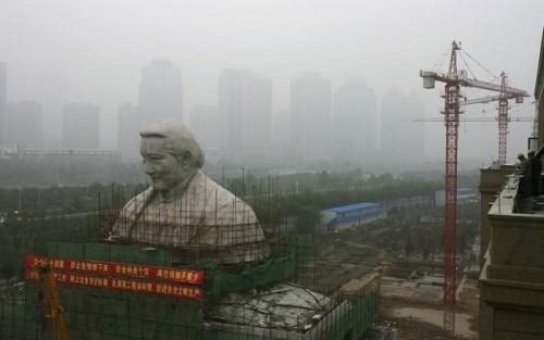 Trung Quốc: Tượng Khổng Tử lớn nhất thế giới chuẩn bị được khánh thành Ảnh 2