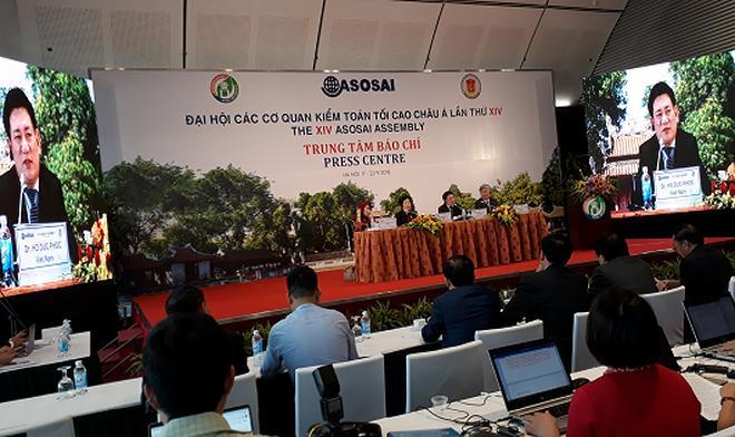Động lực mới cho sự hợp tác của các cơ quan Kiểm toán tối cao châu Á Ảnh 2