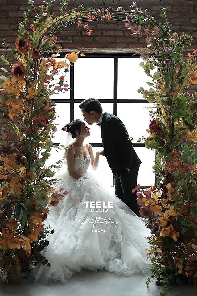 Nhã Phương tung ảnh cưới đẹp như cổ tích Ảnh 1
