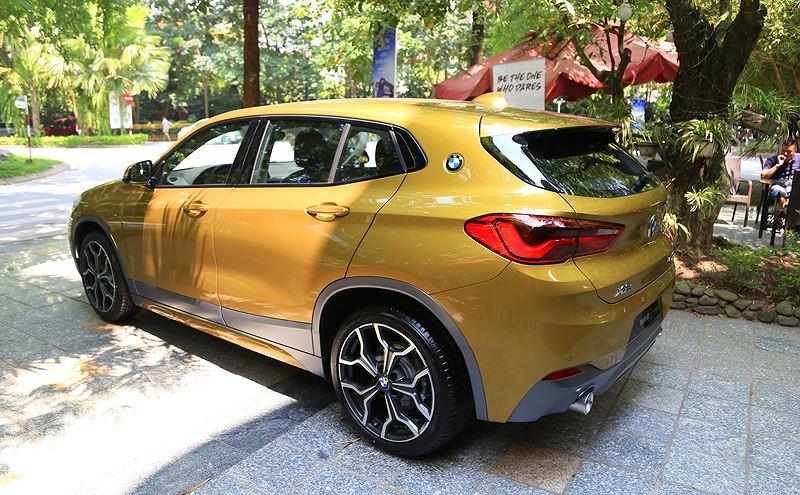 Chi tiết BMW X2 đầu tiên ở Việt Nam Ảnh 11
