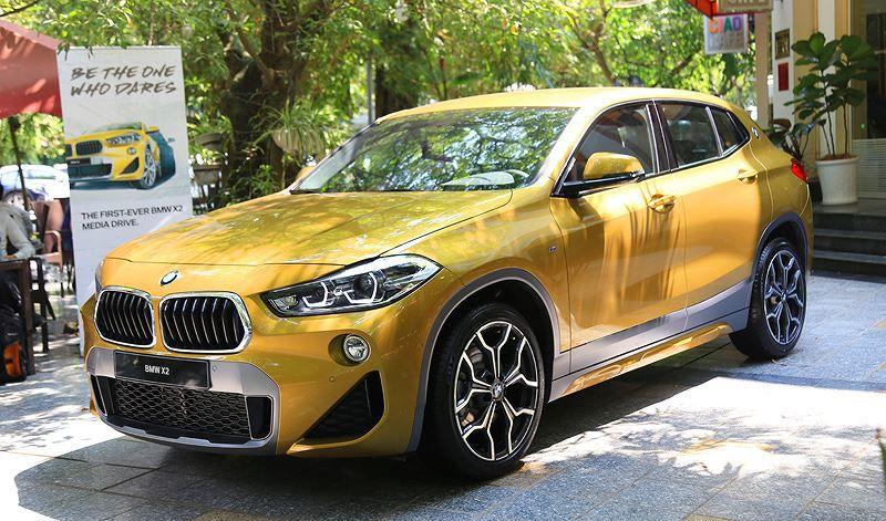 Chi tiết BMW X2 đầu tiên ở Việt Nam Ảnh 1