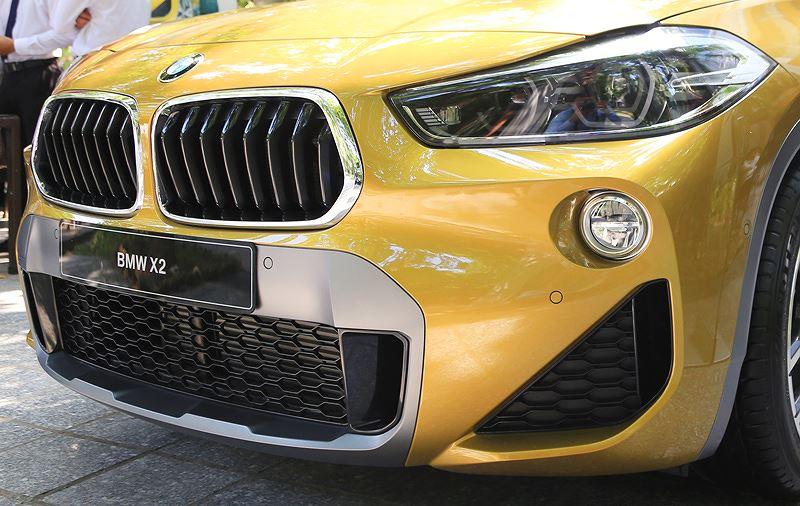 Chi tiết BMW X2 đầu tiên ở Việt Nam Ảnh 5