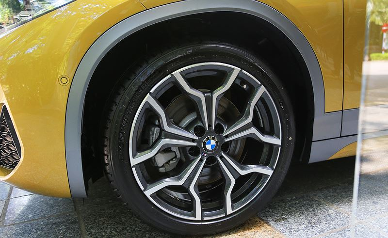 Chi tiết BMW X2 đầu tiên ở Việt Nam Ảnh 6