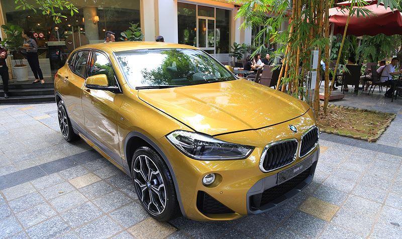 Chi tiết BMW X2 đầu tiên ở Việt Nam Ảnh 2