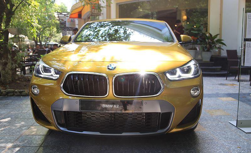 Chi tiết BMW X2 đầu tiên ở Việt Nam Ảnh 3