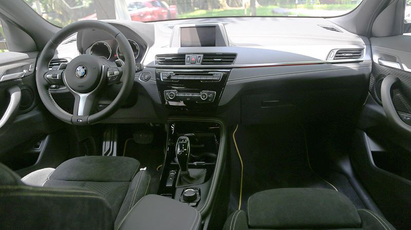 Chi tiết BMW X2 đầu tiên ở Việt Nam Ảnh 9