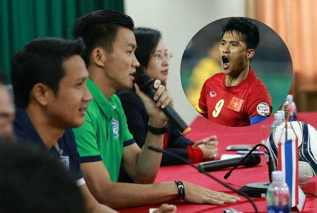 Bại tướng của tuyển Việt Nam trở lại tuyển Thái cho AFF Cup Ảnh 1