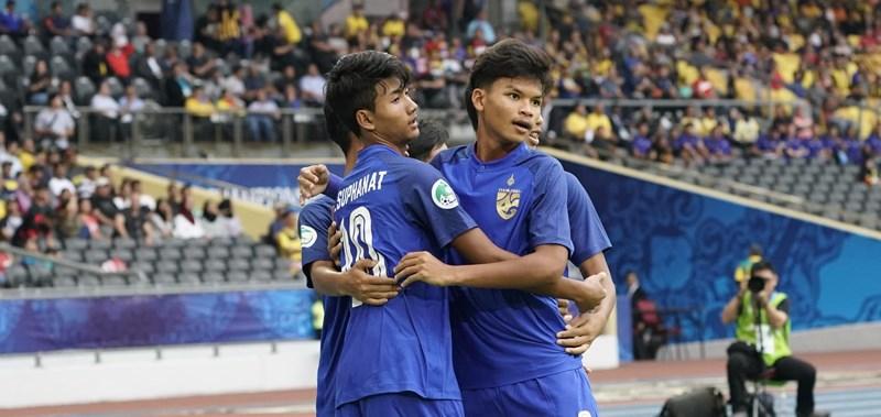 Thái Lan đánh bại chủ nhà Malaysia Ảnh 3