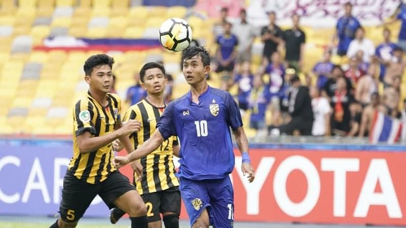Thái Lan đánh bại chủ nhà Malaysia Ảnh 2