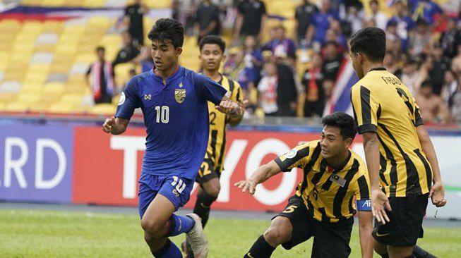 Thái Lan đánh bại chủ nhà Malaysia Ảnh 1