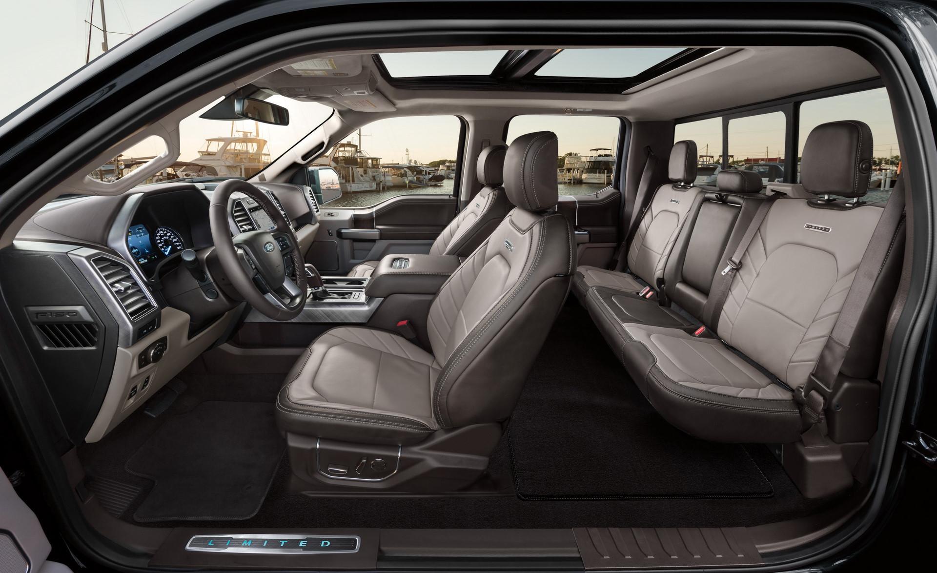 Ford nâng giá 'siêu bán tải' F-150 mới Ảnh 5