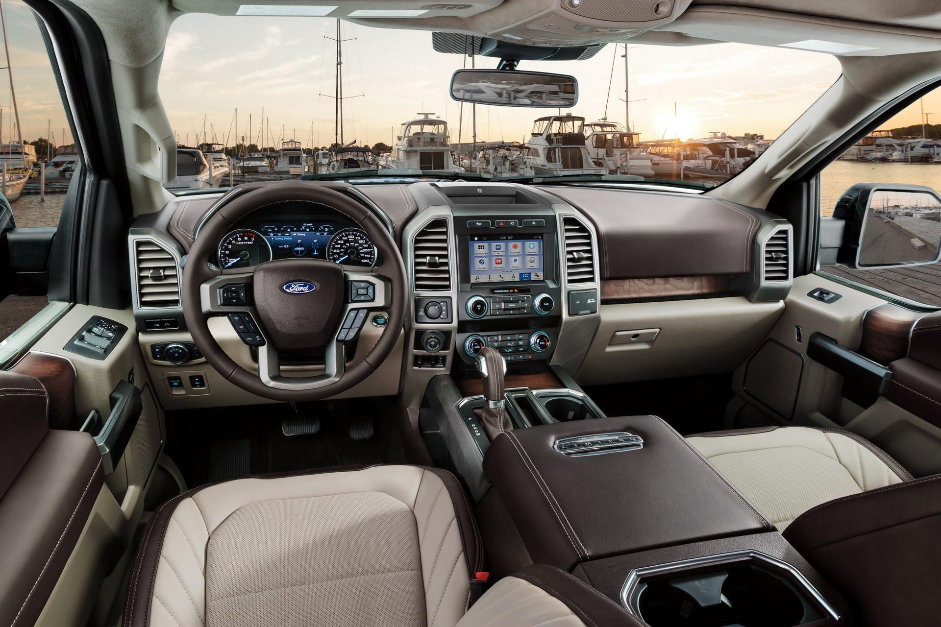 Ford nâng giá 'siêu bán tải' F-150 mới Ảnh 3