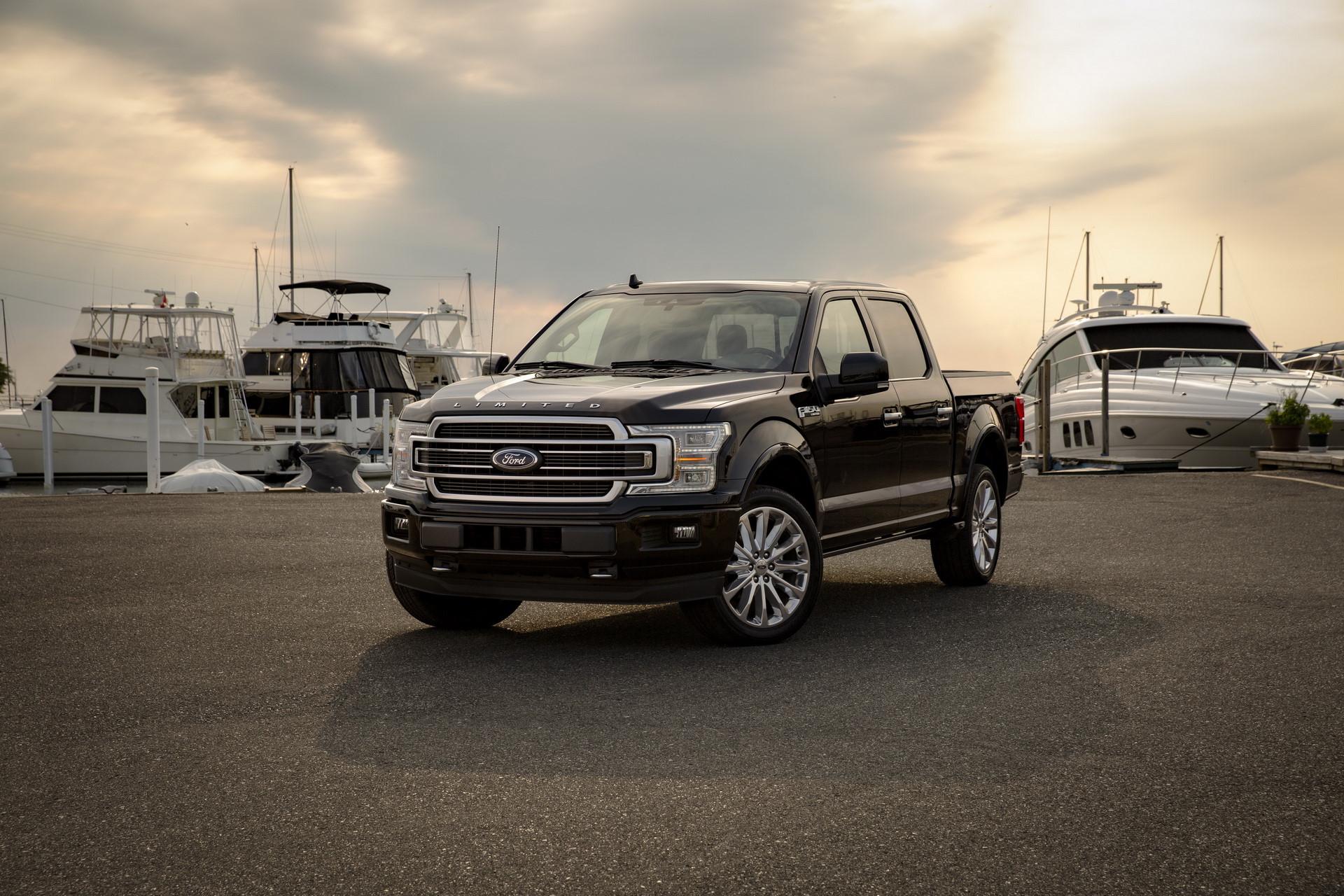 Ford nâng giá 'siêu bán tải' F-150 mới Ảnh 1