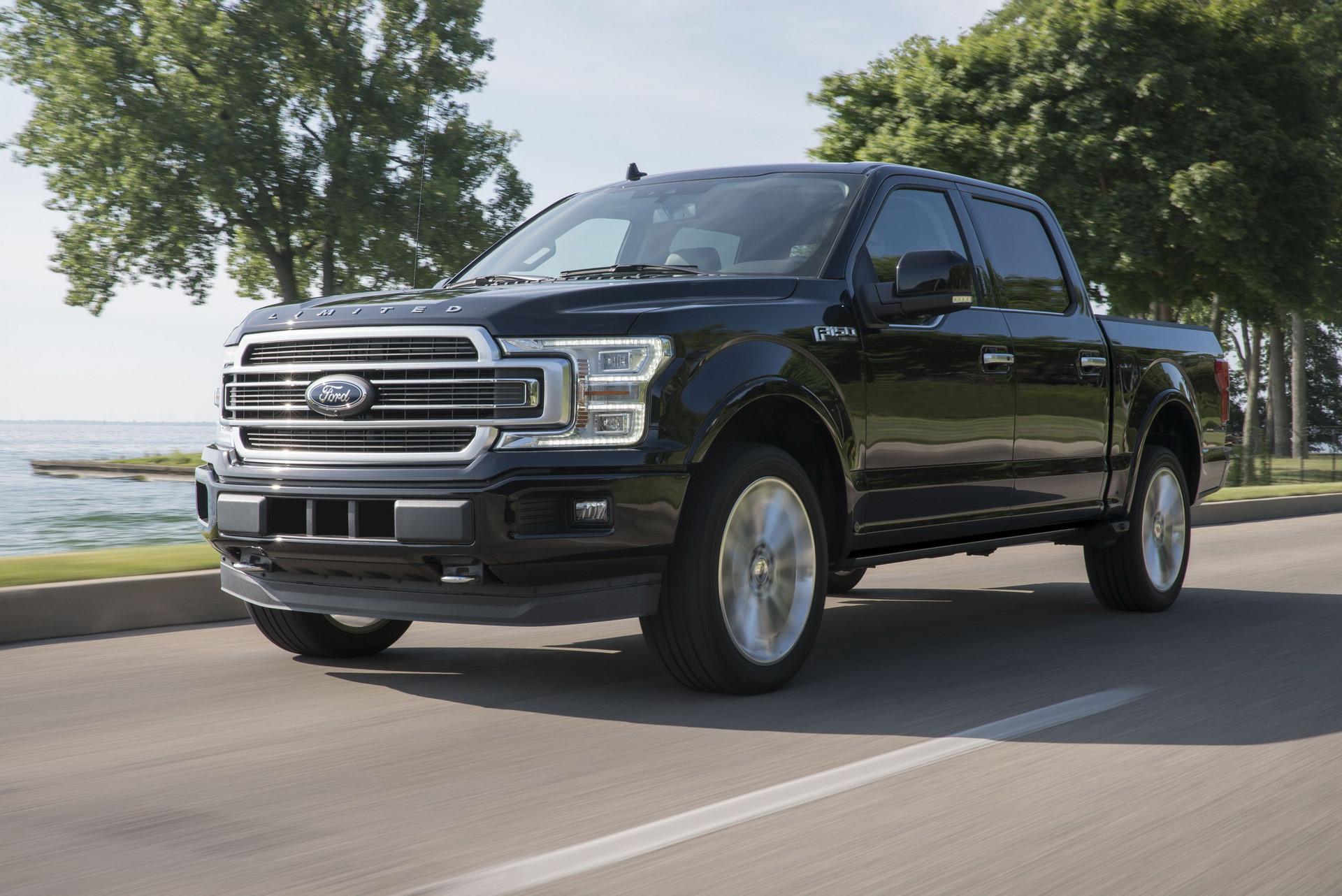 Ford nâng giá 'siêu bán tải' F-150 mới Ảnh 4