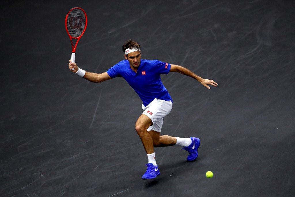 Federer góp công giúp đội châu Âu chiếm ưu thế tại Laver Cup Ảnh 1