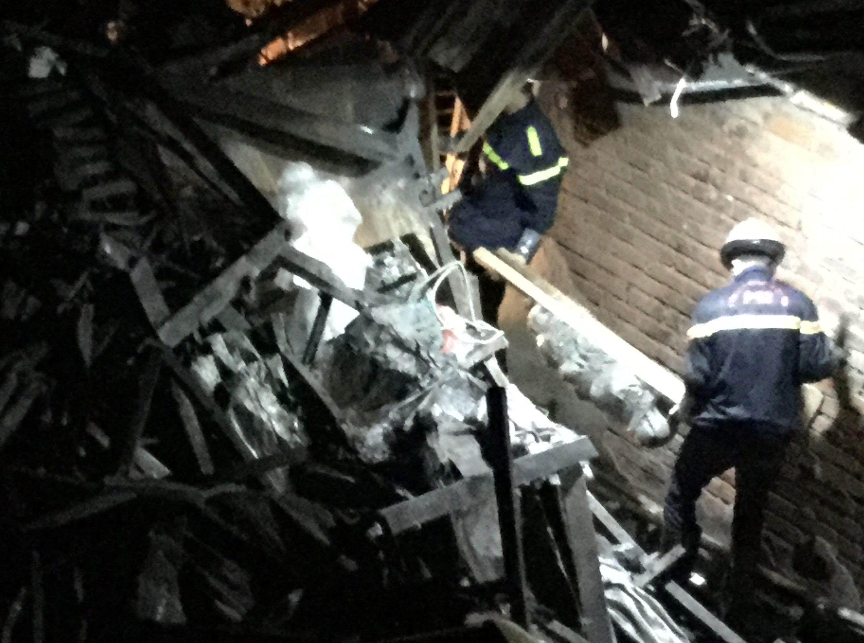 Đám cháy gần viện Nhi làm 2 người chết xuất phát từ nhà ông Hiệp Ảnh 2