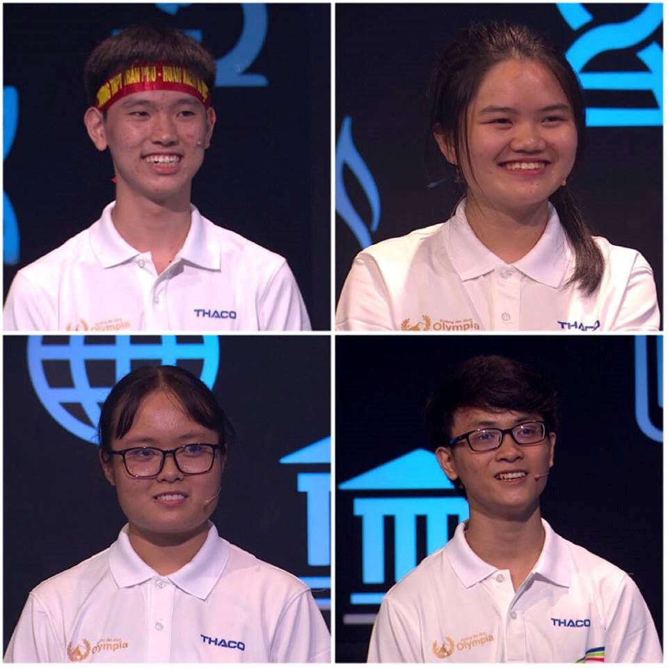 Nam sinh Trần Phú nhất cuộc thi tuần Olympia với 410 điểm Ảnh 1