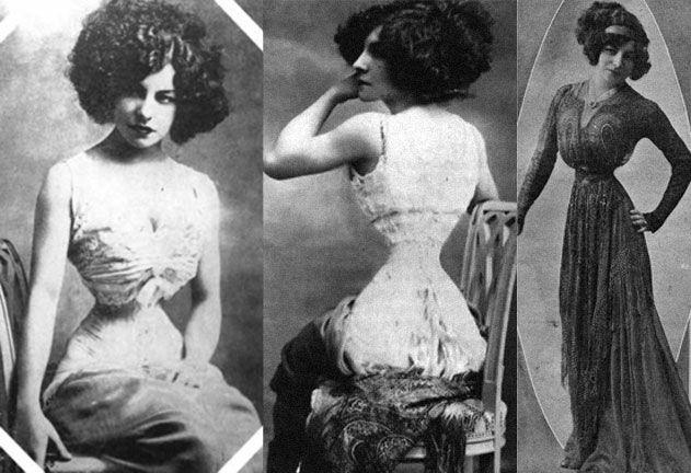 Lý do người đàn bà Pháp có eo nhỏ 40cm bị chê xấu nhất thế giới Ảnh 1