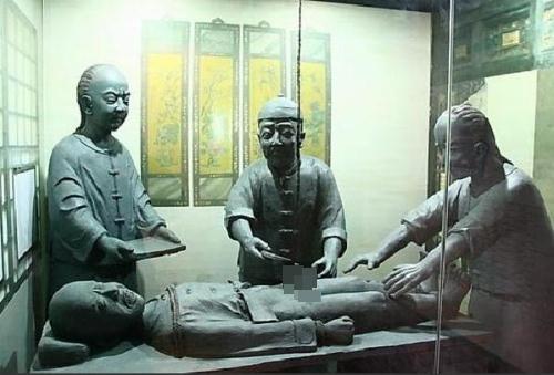 Quá trình tịnh thân vô cùng đau đớn của thái giám Trung Hoa Ảnh 1