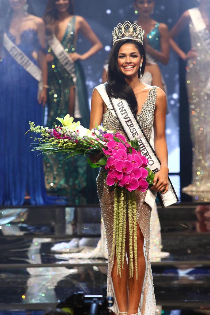 Cận cảnh vẻ đẹp tân Hoa hậu Hoàn vũ Puerto Rico Ảnh 3