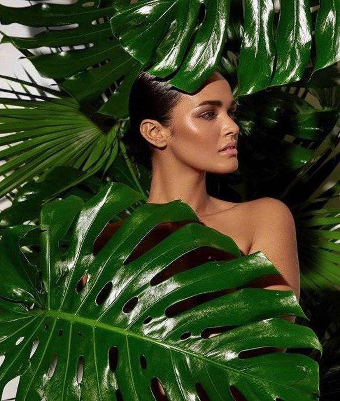 Cận cảnh vẻ đẹp tân Hoa hậu Hoàn vũ Puerto Rico Ảnh 8