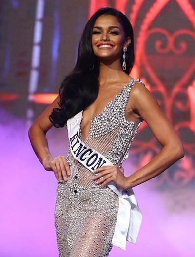 Cận cảnh vẻ đẹp tân Hoa hậu Hoàn vũ Puerto Rico Ảnh 1