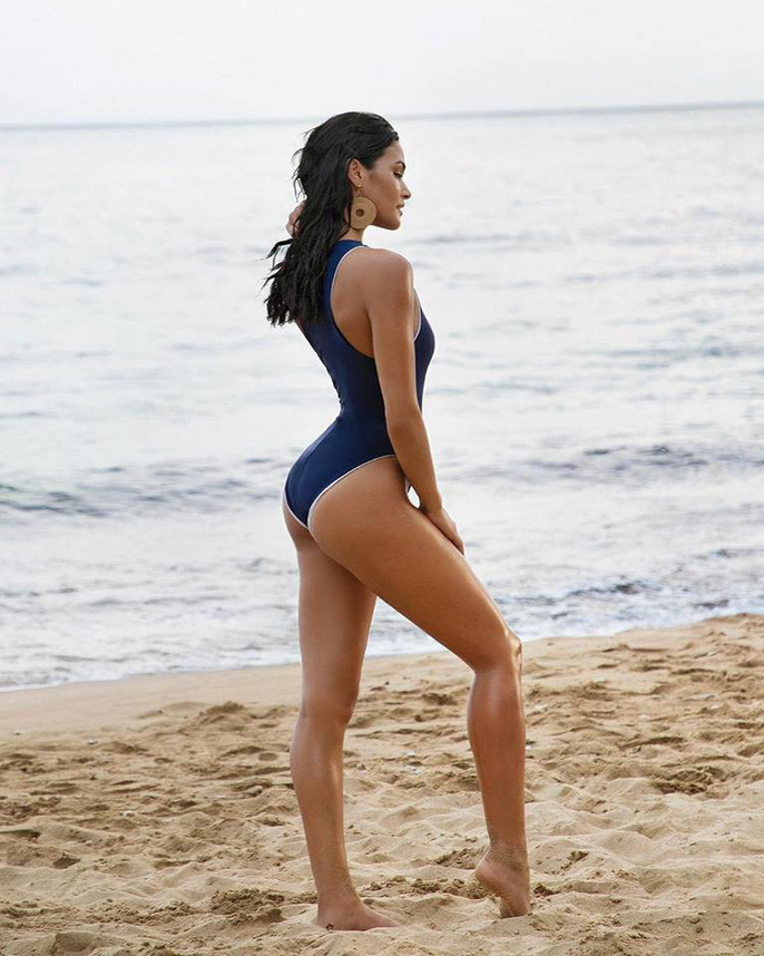 Cận cảnh vẻ đẹp tân Hoa hậu Hoàn vũ Puerto Rico Ảnh 5