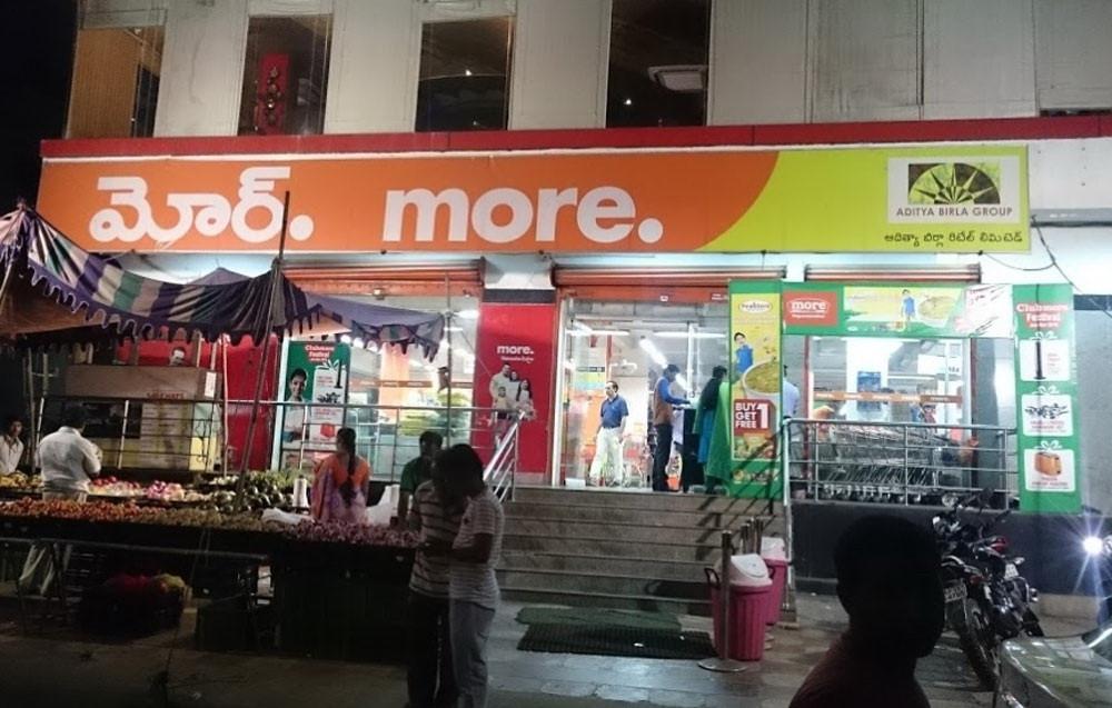 Amazon thâu tóm chuỗi siêu thị Ấn Độ Ảnh 1