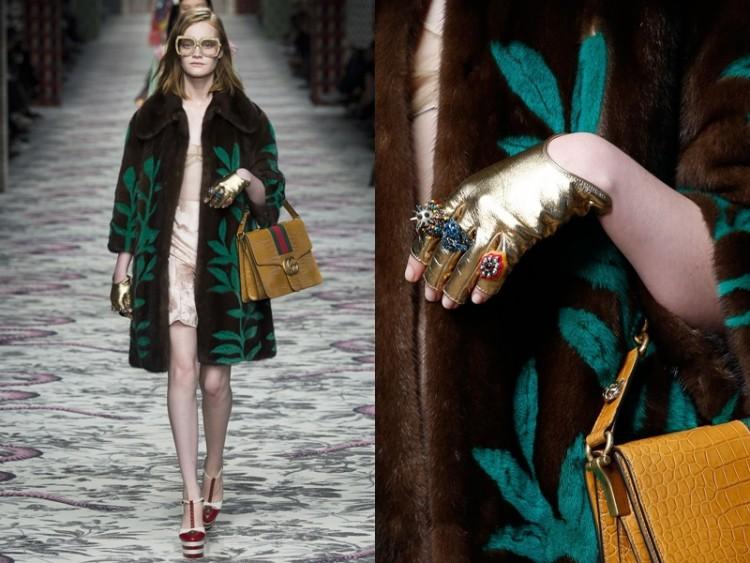Học cách đeo găng tay sang chảnh đẹp như Lý Nhã Kỳ - Angela Phương Trinh Ảnh 4