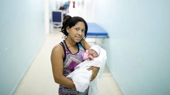 Số phận mịt mù của phụ nữ Venezuela trong khủng hoảng Ảnh 1