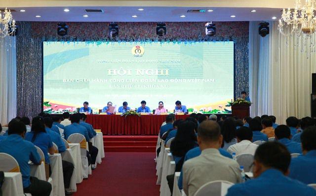 Ngày mai chính thức diễn ra Đại hội XII Công đoàn Việt Nam Ảnh 1