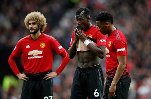 Man Utd bị cầm hòa ngay tại Old Trafford Ảnh 1
