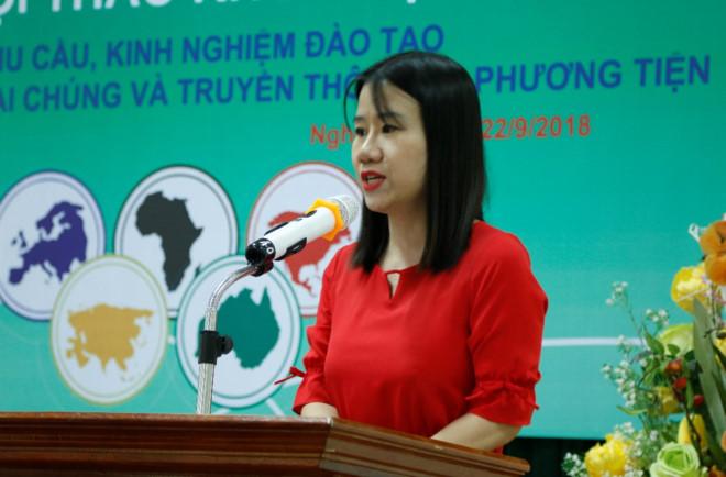 PGS.TS Đỗ Thị Thu Hằng: Với tác động mạnh mẽ của 4.0, nền báo chí Việt Nam đã có nhiều sự thay đổi Ảnh 3